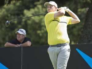 Long road leads Pittsworth golfer Hollis back home for PGA