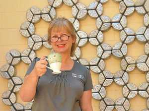 Have a coffee with... Cultural projects officer Di Paddick
