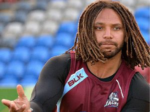 Cutters recruit aims up after a taste of the big time