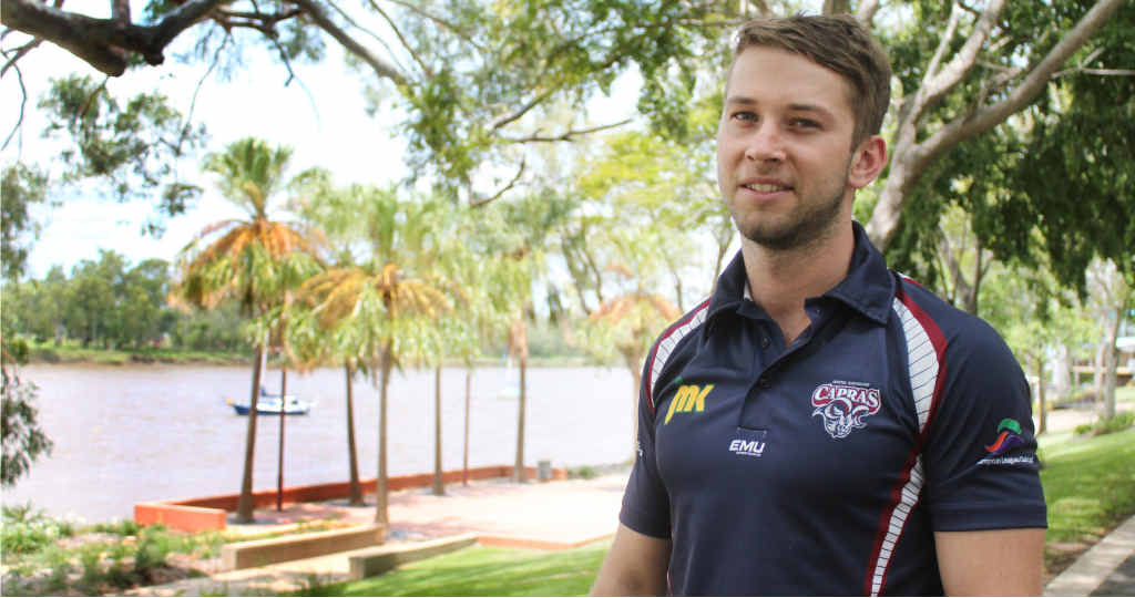 Capras halfback Jacob Langdon is expecting to miss the entire 2014 Intrust Super Cup season after dislocating his left shoulder last weekend.