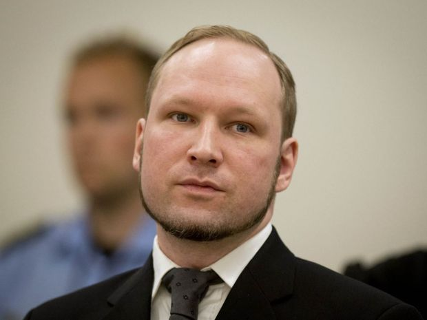 Breivik threatens to start a hunger strike for improved prison conditions which he likened to