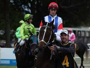 Everson's grief after losing second galloper in three weeks
