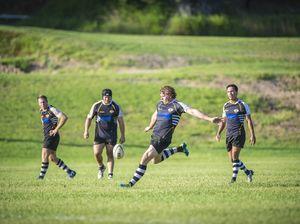 Rugby Union: CQ Brahmans vs UQ Red Heavies