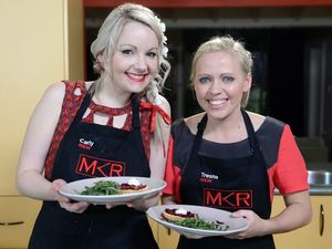 MKR gatecrashers give Manu the sauce he's been looking for