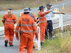 Headless torso crime scene search continues