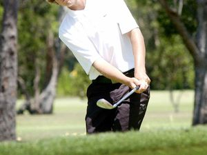 Golf-mad Lennox teen swinging his way to sporting success