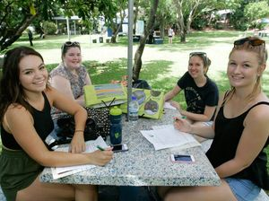 'O what a week' at CQUniversity for new students in region
