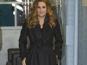 Lisa Marie Presley admits she is a scary mother
