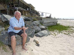Beach returns to Kingscliff as erosion worries fade