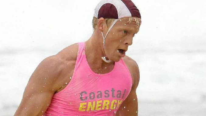LEARNING CURVE: Hard-working ironman competitor Cam Cole is hopeful he can cause another upset.