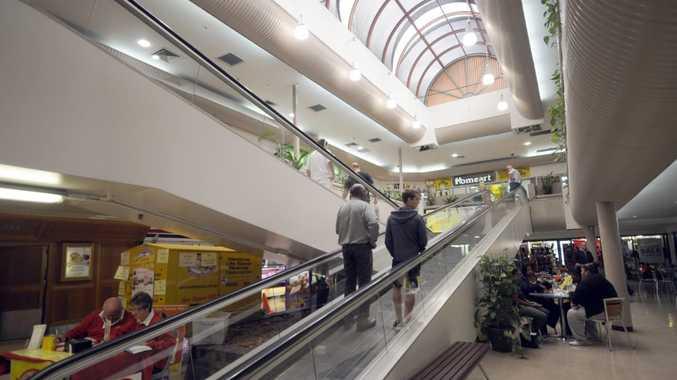 Lismore Central shopping centre