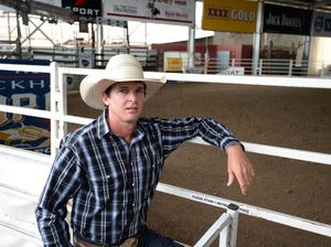 Rocky bullrider Woods reigned supreme at the Great Western