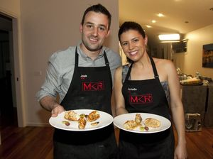 Salmon and cinnamon? My Kitchen Rules judges say no way