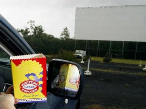 Thumbs up for drive-in as tourists make way to Jericho