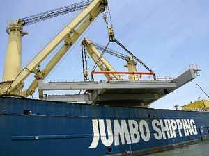 Modules mark major milestone for WICET offshore works