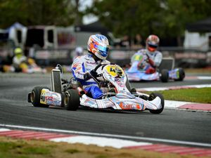 Dutch duo to tackle Australia's best KZ2 drivers in 2014