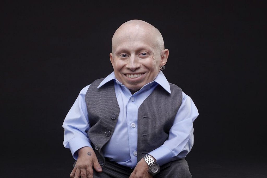 Verne Troyer will be meeting fans.