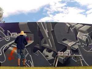 Mural payment dispute paints grim picture of public art