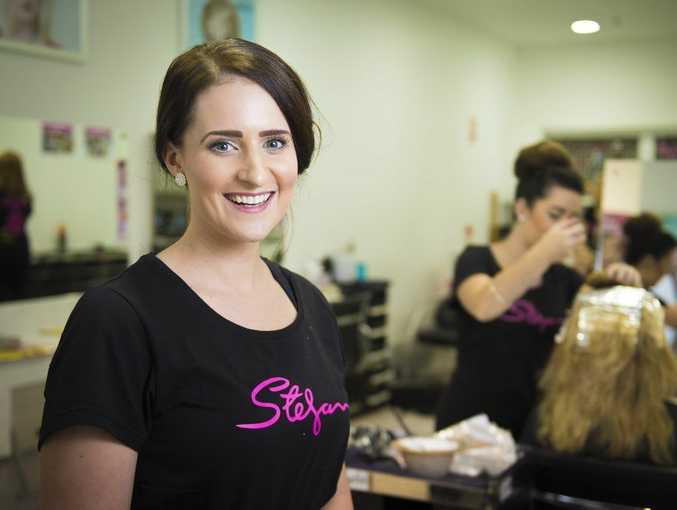 Stefans Gladstone senior stylist and makeup artist Sam Warren is this week's Girl Friday.