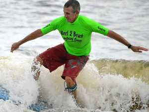 Conditions should be perfect for surfing's Longboard Classic