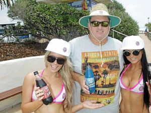 Launch of Peregian business push far from a fizzer