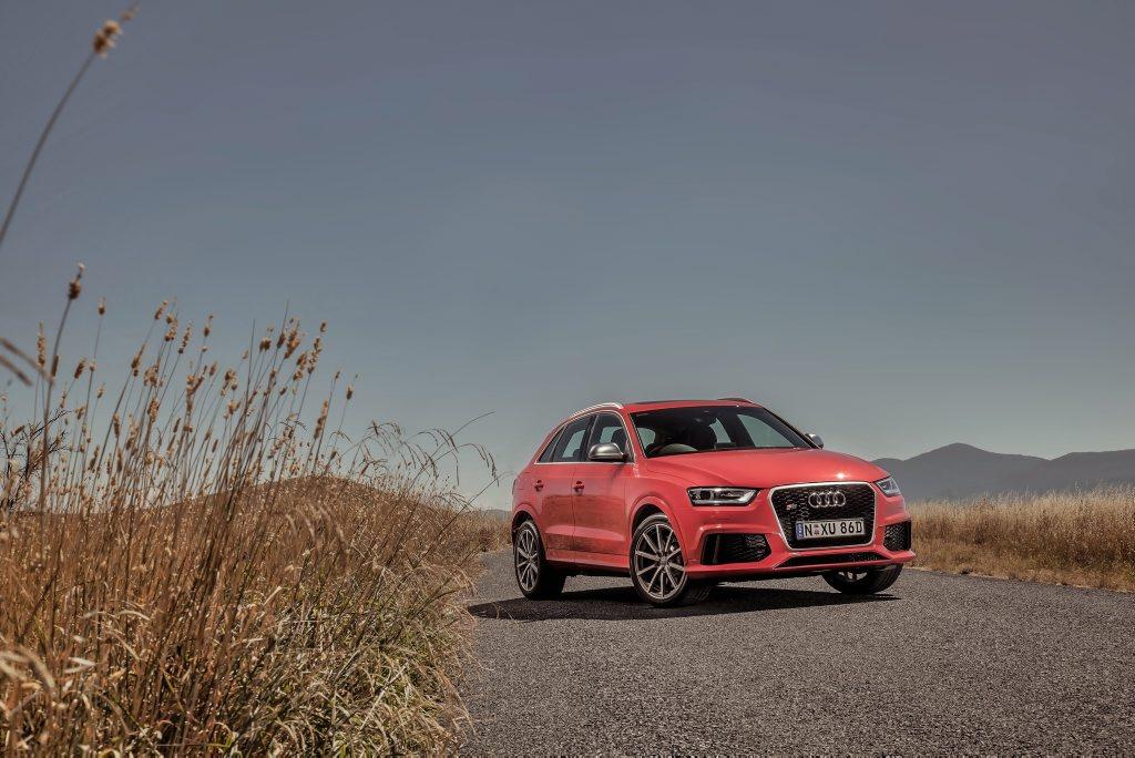 The new Audi RS Q5.