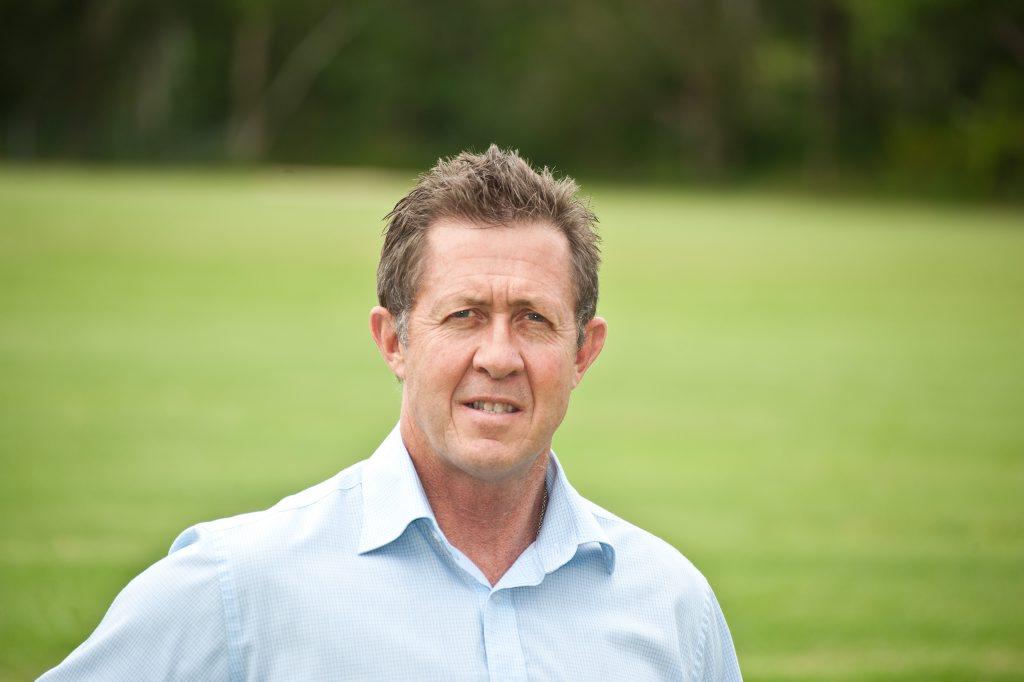 Federal Member for Cowper, Luke Hartsuyker. Photo: Rob Wright / The Coffs Coast Advocate