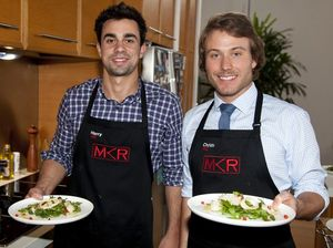 'Hapless' Harry and Christo redeem themselves on MKR