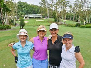 18th Qantaslink  Ladies Golf