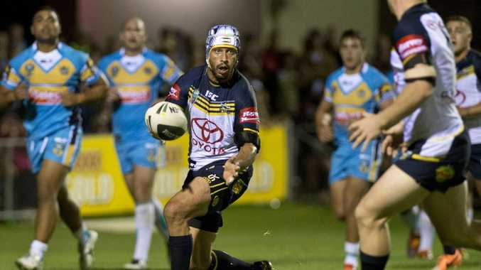 Carne is expecting Thurston to lead the Cowboys home