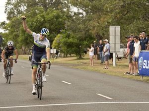 Durbridge bounces back to land Oceania road race gold