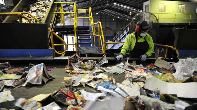 MONOPOLY: The Sunshine Coast Council has almost killed a small local business by offering free commercial recycling collections.