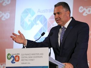 Hockey expects to tinker with age pension and retirement age