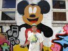 'First Coat' of street art transforms Toowoomba CBD