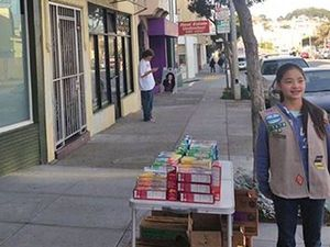 Marijuana munchies! Girl Scout sells 117 boxes of cookies