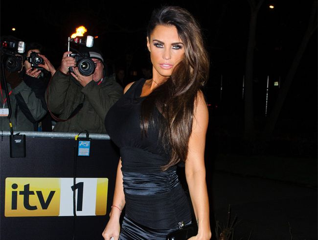 Katie Price has released an official statement on her website admitting she is
