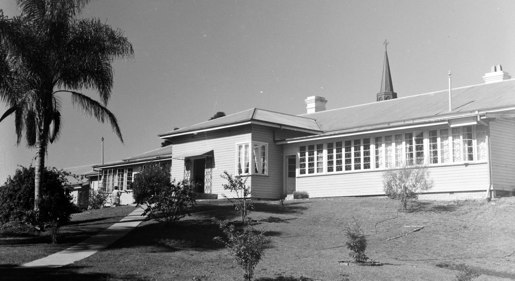 The North Coast Children's Home at Lismore, circa 1970.