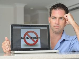 Neil gets the internet in Africa, but not here
