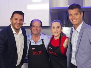 MKR's David and Corinne: We gave it our all