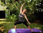 Logan Women's Yoga Sandi Henry. Photo Inga Williams / The Reporter