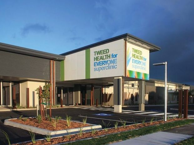 Tweed Heads GP Superclinic is in the running for a Gold Coast/Northern Rivers Regional Architecture Award.