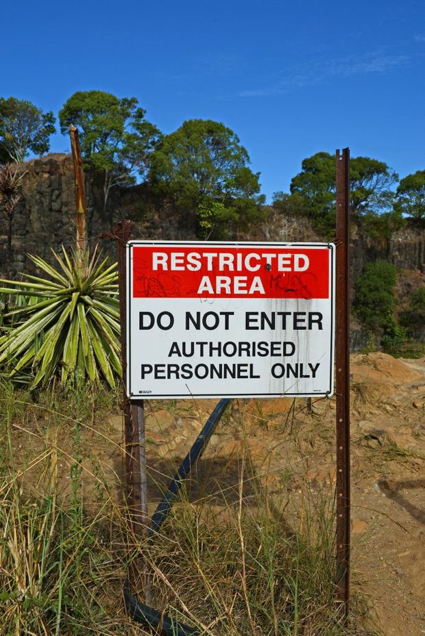 The Island Quarry, Byron Bay. Photo Patrick Gorbunovs/ The Northern Star