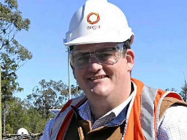 MANAGEMENT: Queensland Mines Minister Andrew Cripps.
