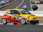 CHALLENGING: Matt Campbell drives a Fiat Factory team vehicle at Bathurst and now has the chance to drive a Porsche in a national series.