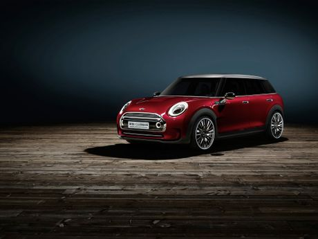 The new Mini Clubman Concept.