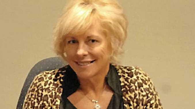 BE INSPIRED: Judy Reynolds.