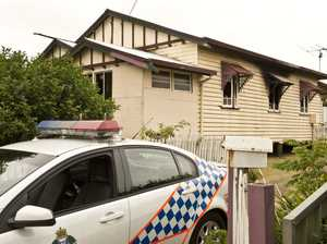 House fire, Anzac Avenue