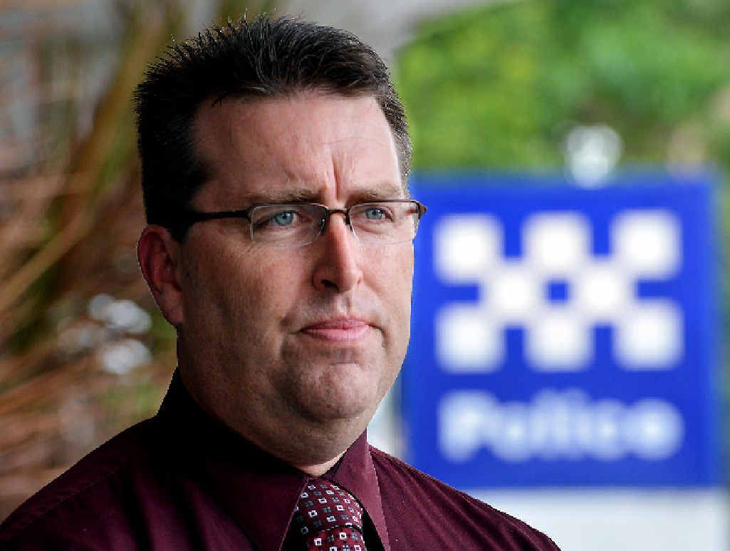 Rodd Carroll, a long-serving detective with the CIB, is now working as coronial support officer with the Mackay Coroner.
