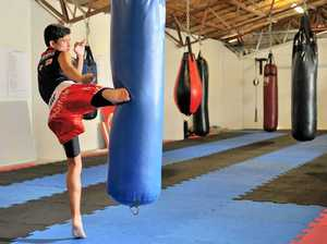 Quietly-spoken student an Australian champ in muay thai