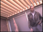 Brett Peter Cowan, as filmed by police, during an undercover operation.